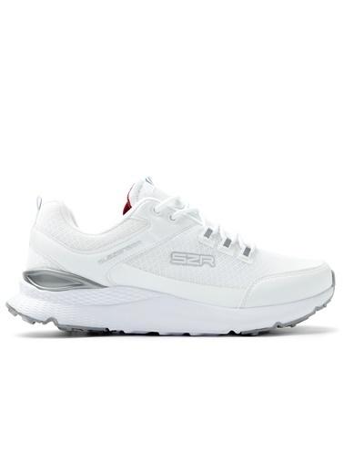 Slazenger Slazenger Zuber Sneaker Erkek Ayakkabı  Beyaz